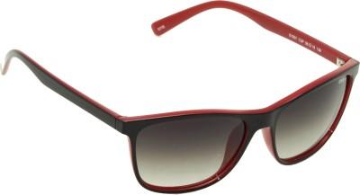 IDEE IDEE-S1937-C3P Wayfarer Sunglasses(Black)