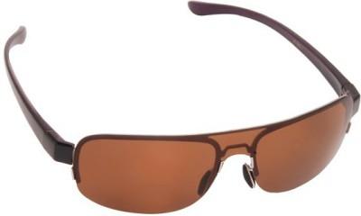 San Diego Polo Club Rectangular Sunglasses