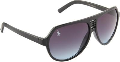 Royal County Of Berkshire Polo Club SNL1416CL-015 Wayfarer Sunglasses