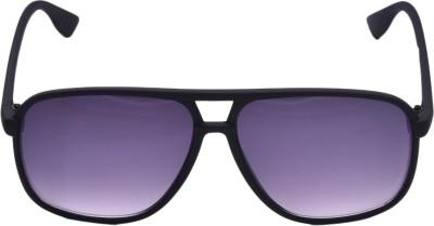 Lens Over-sized Sunglasses