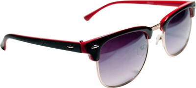 Epic Ink Round Sunglasses