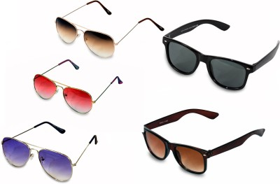 Victoria Secret Wayfarer, Aviator Sunglasses