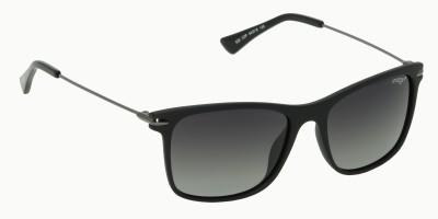 IMAGE IM-526-C2P Wayfarer Sunglasses(Black)
