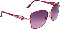 Zyaden SW151 Over-sized Sunglasses(For Girls)
