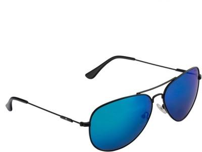Glares by Titan G184PLMLMG Aviator Sunglasses