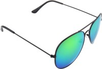 Creed C17 Aviator Sunglasses(Green)