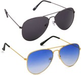 Savannah 23-022 Aviator Sunglasses (Mult...