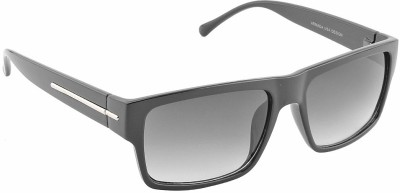 IRAYZ 1229 Wayfarer Sunglasses(Grey)