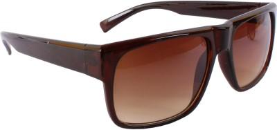 Sushito Natural Wayfarer Sunglasses