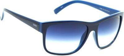 IDEE IDEE-1993-C2 Wayfarer Sunglasses(Blue)