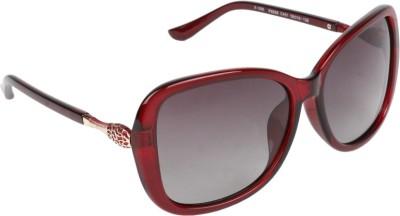 Xross XP-8596-C45-59 Polarized Over-sized Sunglasses
