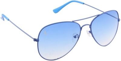 Royal County Of Berkshire Polo Club Aviator Sunglasses