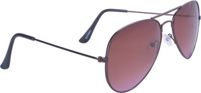 SWADESH Aviator Sunglasses