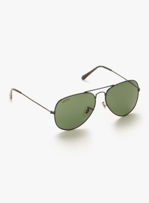 MTV Roadies RD-111-C1 Aviator Sunglasses(Green)