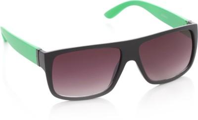 Joe Black JB-492-C5 Rectangular Sunglasses(Violet)