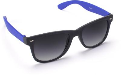 Cruzaar Black Magic Wayfarer Sunglasses