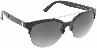 IRAYZ 1214 Round Sunglasses(Grey)