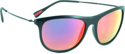 IDEE IDEE-2028-C6 Wayfarer Sunglasses(Multicolor, Red)