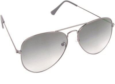6by6 SG251 Aviator Sunglasses(Grey)