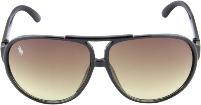 Royal County Of Berkshire Polo Club Wayfarer Sunglasses