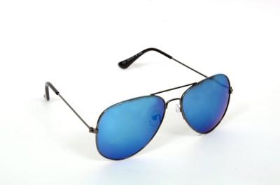 Hippie Collection Aviator Sunglasses
