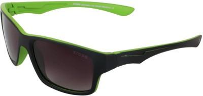 Xross X-002-C4-57 Polarized Wayfarer Sunglasses