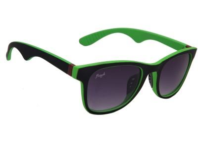 Floyd 751_GREEN_GREY Wayfarer Sunglasses(Grey)