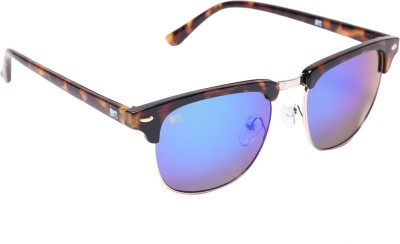 MTV 119-C6 Wayfarer Sunglasses(Blue)