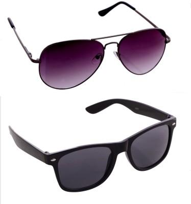 Accessorize Aviator, Wayfarer Sunglasses