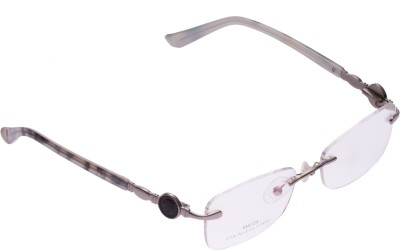 Vast Zero Power Anti Glare Computer Glasses Rimless Womena ...