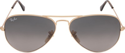 Ray-Ban RB3025 181/71 58 Sunglasses(Grey) at flipkart