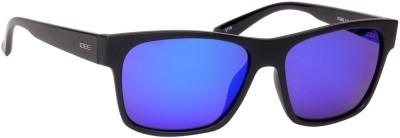 IDEE IDEE S1859 C11 57 Wayfarer Sunglasses(Blue)