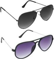 Hrinkar HCMB130_1 Aviator Sunglasses(For Boys)