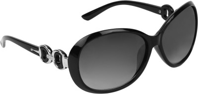 Zyaden Oval Sunglasses