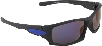 Malocchio Basic Look Sports Sunglasses