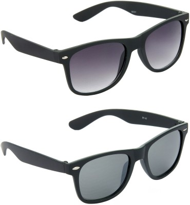 Red Leaf Combo Pack Wayfarer Sunglasses