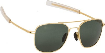 Cristiano Ronnie HD Polarised Lens Rectangular Sunglasses