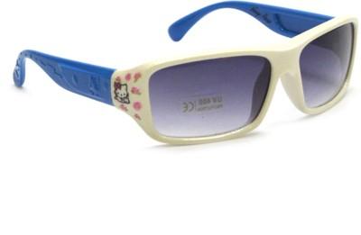 Goggy Poggy GP-5158 Rectangular Sunglasses