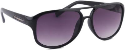 Joe Black JB-706-C1 Rectangular Sunglasses(Violet)