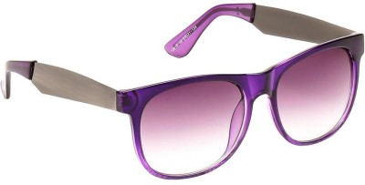 Di Tutti 13816_purple Wayfarer Sunglasses(Black)