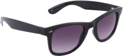 Joe Black JB-708-C3 Wayfarer Sunglasses(Grey)