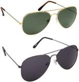 VIJEX 6570 | 6525 Aviator Sunglasses (Gr...