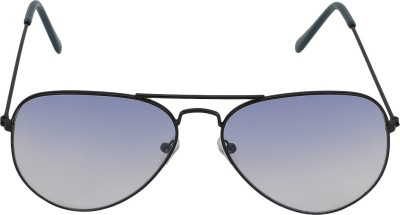 The Brandstand Contemporary Aviator Sunglasses