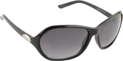 Mary Jane Oval Sunglasses