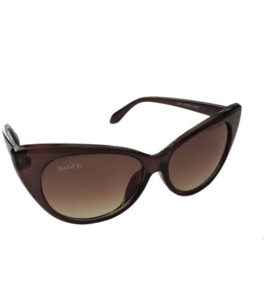 FLASH Cat-eye Sunglasses