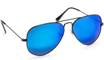 Force Polarized Reflectors Aviator Sunglasses