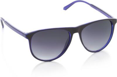 Joe Black Oval Sunglasses