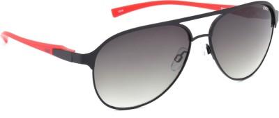IDEE IDEE S2105 C2 59 Aviator Sunglasses(Green)
