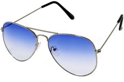 Cool Eyes Classic Blu Aviator Sunglasses