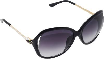 BRUNETTE Over-sized Sunglasses